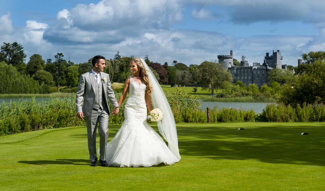 Dromoland Castle Wedding photos