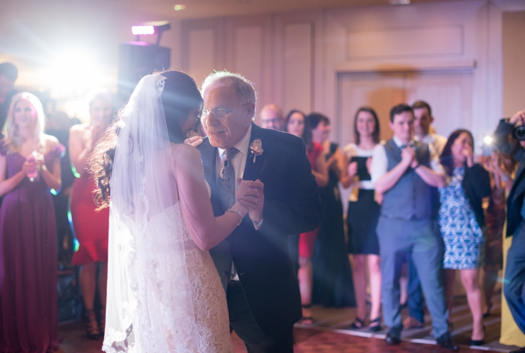 first dance bride and father