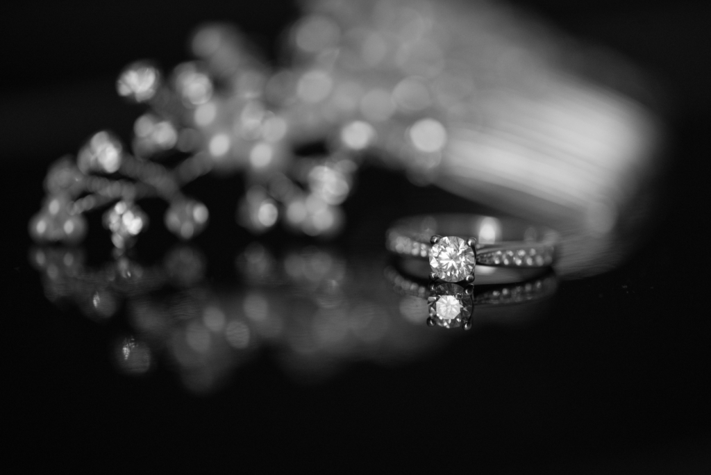 radisson blu wedding engagement ring photo by wedding photographers the fennells