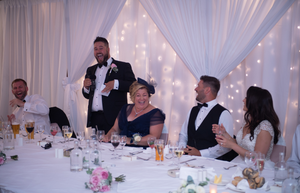 radisson blu wedding speeches