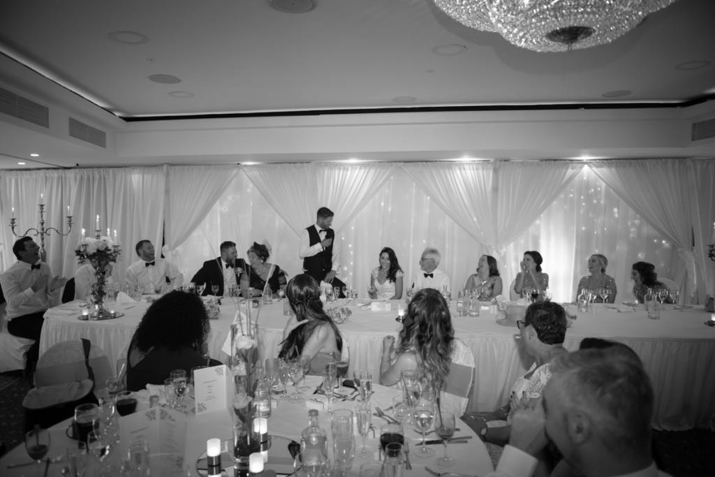 speeches radisson blu wedding
