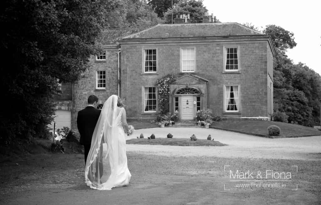 The Millhouse Slane Wedding
