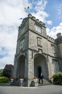 luttrellstown castle wedding photos by the fennells-irish castle