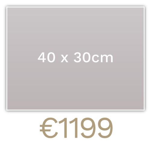 40 x 30cm