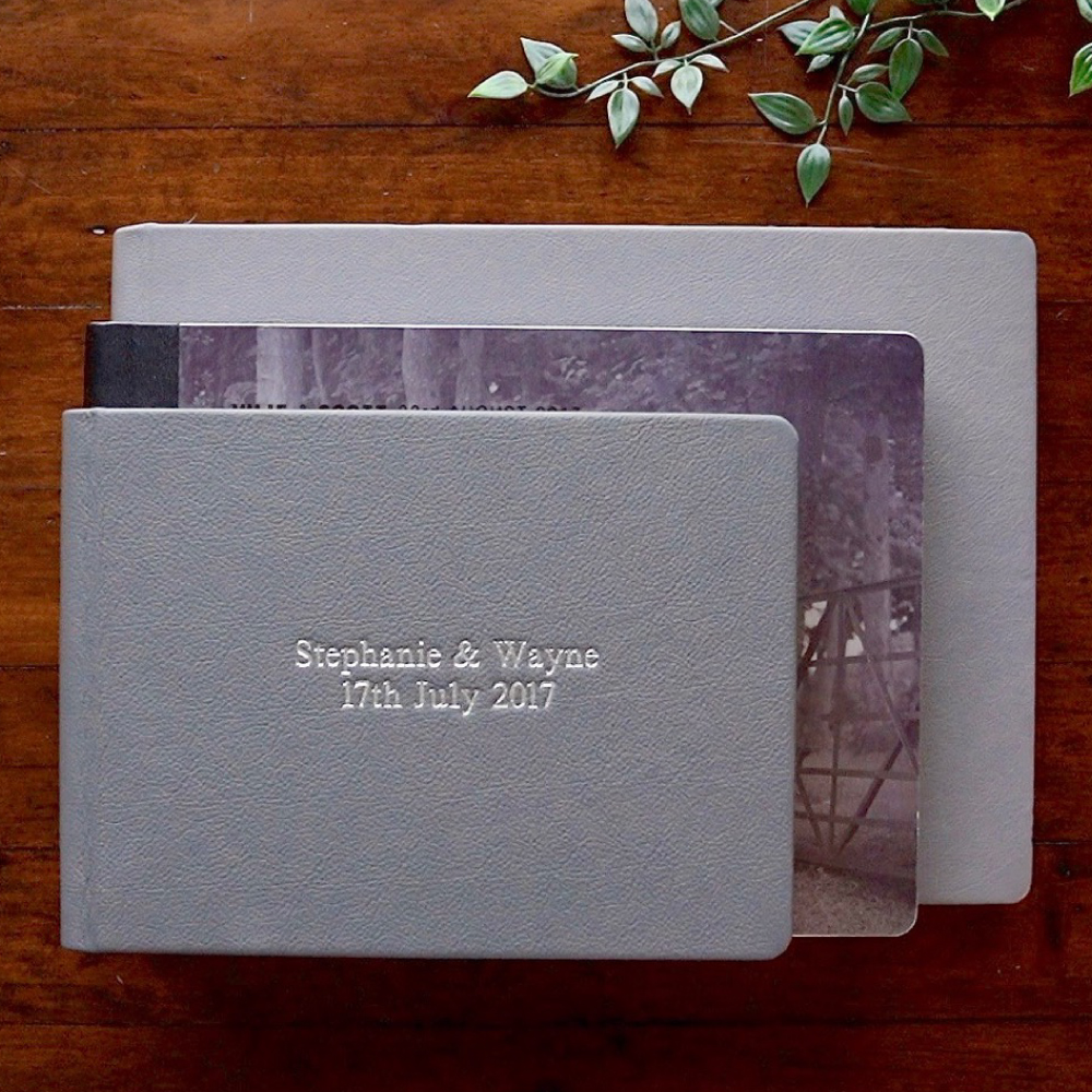 Wedding Book Albums | Storybook Wedding Albums by The Fennells